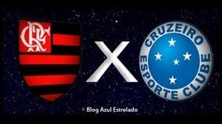 FICHA TÉCNICA FLAMENGO 1 X 0 CRUZEIRO - TV GLOBO Local: Maracanã, no Rio de Janeiro (RJ) Data: 28 de agosto de...