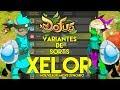 XELOR : VARIANTES DE SORTS Nouveau Move Synchro
