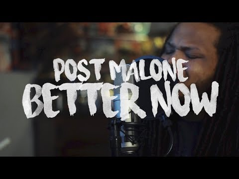Post Malone ~ Better Now (Kid Travis Cover)