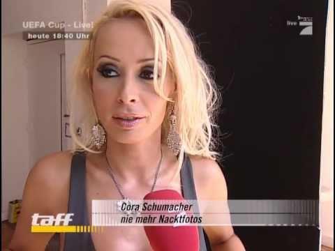 Cora schumacher nackt