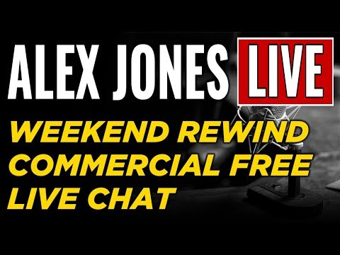 LIVE 📢 Alex Jones Show • Commercial Free • WEEKEND REWIND ► Infowars Stream (видео)