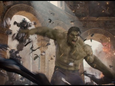 Avengers Age of Ultron Third Trailer