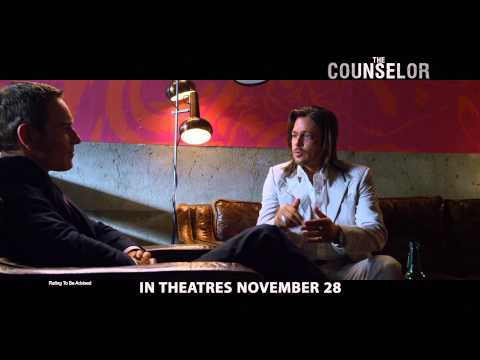 """THE COUNSELOR - """"If You're Not In, You Need To Tell Me"""""""