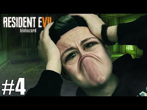 JÁ UŽ TO NEZAPNU!! - Resident Evil 7