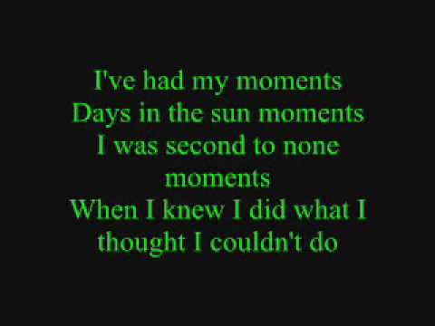 Tekst piosenki Emerson Drive - Moments po polsku