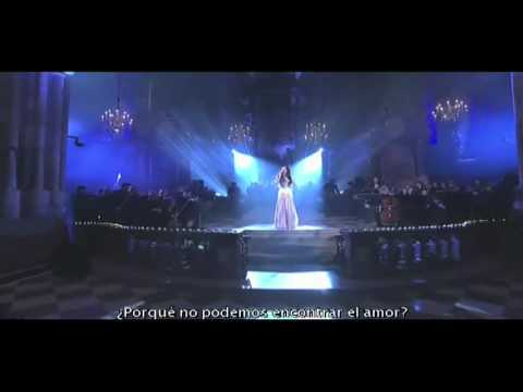 Sarah Brightman Let It Rain  (en Español)