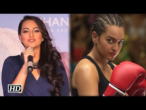 Sonakshi Sinha Talks About Her Role In 'Holiday' Sequel
