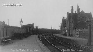 Thrapston United Kingdom  city photo : Closed Stations - Thrapston Midland Road Station 13.02.2015