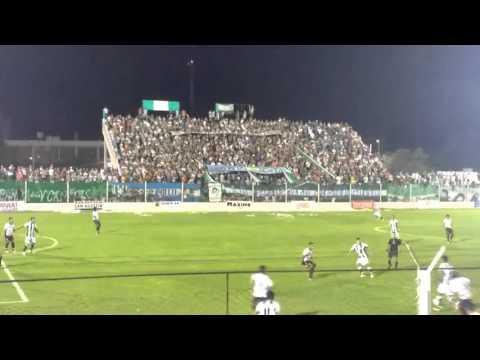 Desamparados 5 - Lujan 0 - Torneo Federal B 2016 (Hinchada) - La Guardia Puyutana - Sportivo Desamparados
