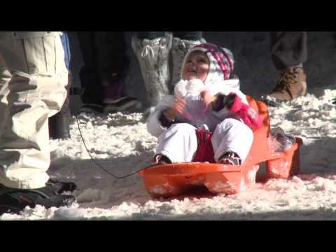 Station de ski de Valmorel : présentation officielle hiver