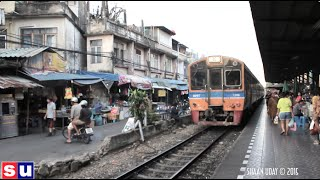 Samut Sakhon Thailand  city photo : Bangkok to Mahachai Market, Samut Sakhon & Return by train | Samut Sakhon (1/3) | THAILAND #7