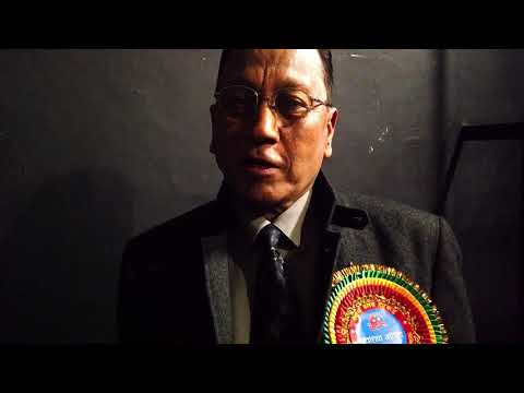 (Deep Shrestha Backstage talk   The Voice of Nepal Coach - Duration: 4 minutes, 35 seconds.)