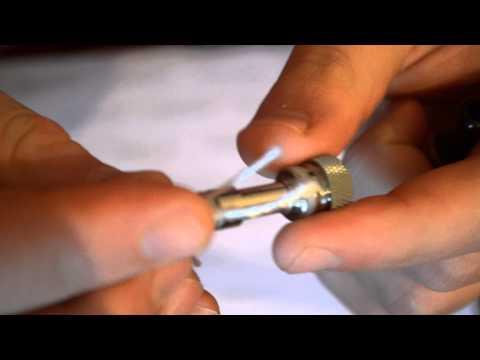 Как заменить нить на электронной сигарете - Spbgal.ru
