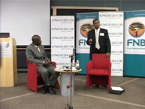 Thinking big 1 Ndaba Ntsele The early years (видео)