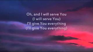You're Worthy Of My Praise - Instrumental With Lyrics