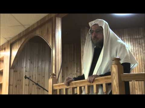 خطبة الجمعة -الموالاة للشيخ وليد المنيسي