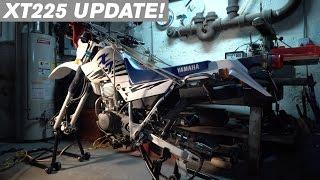 10. Yamaha XT225 Update: 1