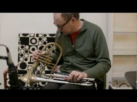 Peter Knight - Allotrope - Solo trumpet, prepared flugel horn, laptop electronics, pedals, amplifier