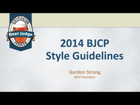 Chop & Brew – Episode 26: 2014 BJCP Style Guidelines