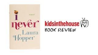 Live Video Book Club | Laura Hopper's new novel
