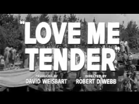 Love Me Tender 1956 - Movie Trailer - Elvis Presley