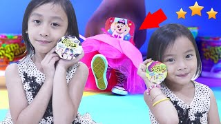 Video NYAM NYAM Snack Berhadiah Gratis Superstars Finger Puppets Nyamnyam MP3, 3GP, MP4, WEBM, AVI, FLV Juli 2018