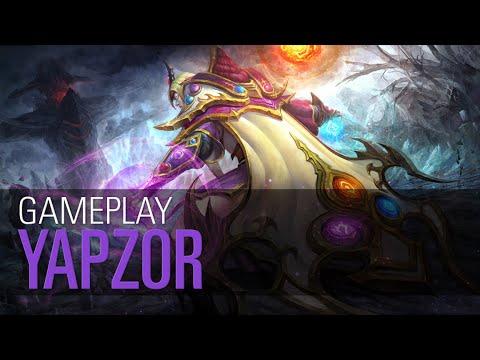 BBC.Yapzor - Invoker Gameplay!