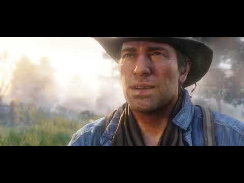 Red Dead Redemption 2 - Second trailer présentant le héros Arthur Morgan de Red Dead Redemption 2