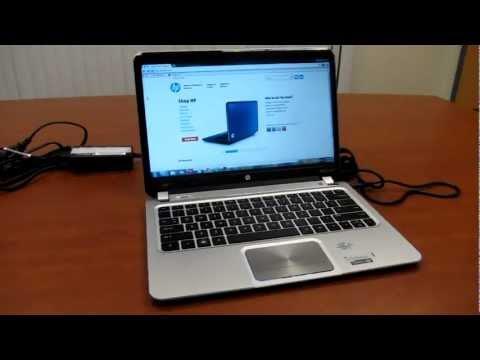 HP ENVY Spectre XT 13 (13t-2000) Quick Review