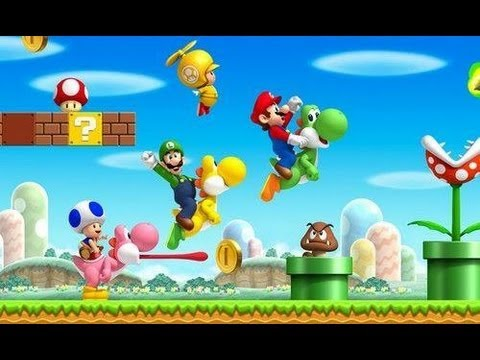 preview-Review New Super Mario Bros Wii