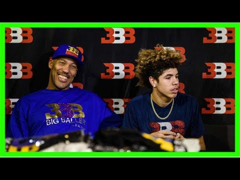 Lamelo ball's chance at playing for ucla likely ends after agent's contact