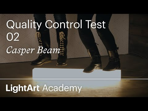Quality Control Test - Fixture Strength