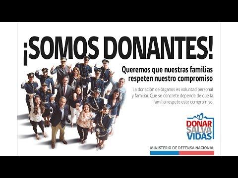 Campaña de Donación de Órganos - #DonarSalvaVidas