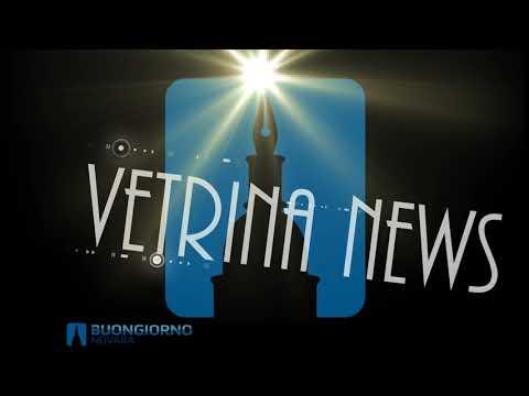 VETRINA NEWS del 16.03.2018 TG di Buongiorno Novara