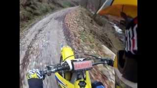 3. Trail Ride la Valiug Suzuki RMZ 450 2007 Recluse