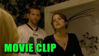 Silver Linings Playbook Movie Clip 'You scare people' (2013)