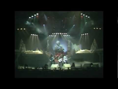 12. Iron Maiden - Seventh Son Of A Seventh Son - MAIDEN ENGLAND - 1988