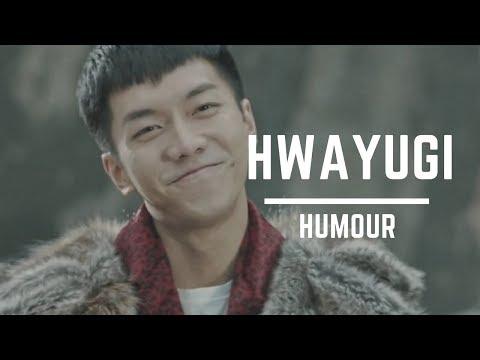 [Humour] Hwayugi