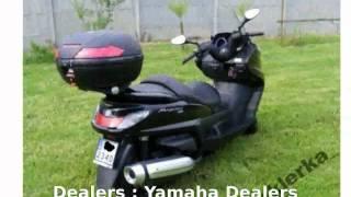 1. 2007 Yamaha Majesty 400 Details & Specs