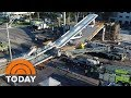 Deadly Florida Bridge Collapse: Is Accelerated Construction To Blame?   TODAY