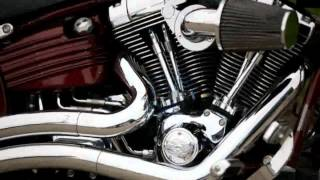 10. 2008 Harley-Davidson Softail Rocker C - Details & Features