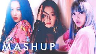 Video RED VELVET x BLACKPINK x SUNMI – Peek-A-Boo /Whistle /Gashina (피카부 / 휘파람 / 가시나) MASHUP MP3, 3GP, MP4, WEBM, AVI, FLV Januari 2018