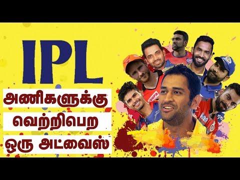 Winning Formula for CSK | Indepth IPL Analysis | #VIVOIPL