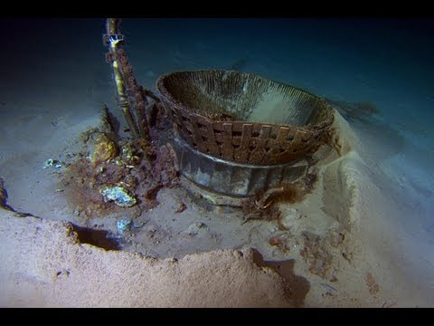 Confirmed: Jeff Bezos Rescued Apollo 11's Engine From The Ocean Floor