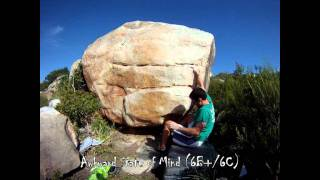 Alicedale South Africa  city images : Alicedale Bouldering - 6c Day