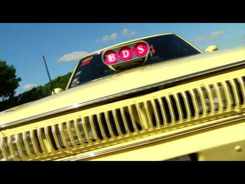 Tremenda coupe Dodge GTX con motor V8