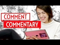 Ava's First Time - Comment Commentary!