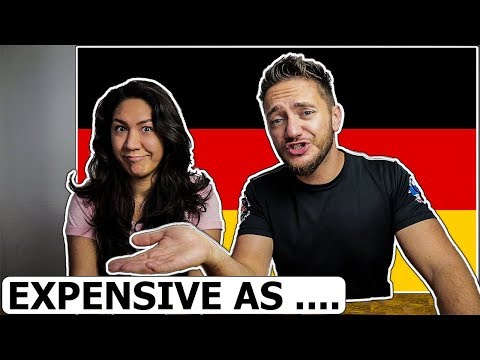 Things that are surprisingly expensive in Germany