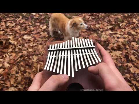 All the Small Things(Blink 182) sounds so fucking good on a Kalimba!!!!!!!