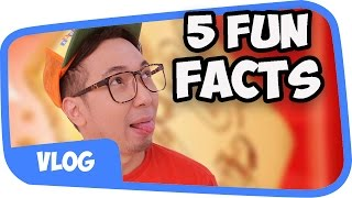 Video 5 Fun FACTS About EDHO ZELL Wkwkwkwkw MP3, 3GP, MP4, WEBM, AVI, FLV Agustus 2018